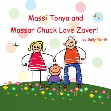 Massi Tonya and Massar Chuck Love Zaver!