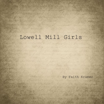 Lowell Mill Girls