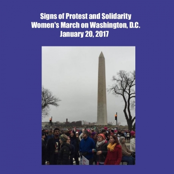 Signs of Protest and Solidarity