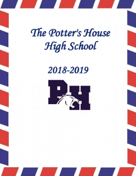 The Potter's House High School Yearbook