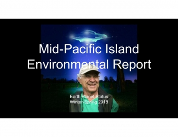 Mid-Pacific Environment Report