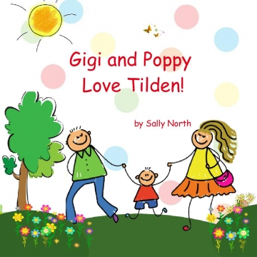Gigi and Poppy Love Tilden!