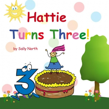 Hattie Turns Three!