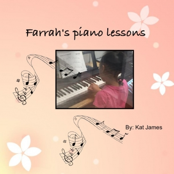 Farrah's piano lessons