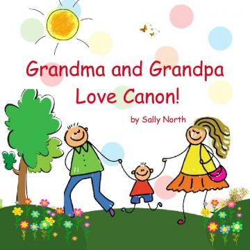 Grandma and Grandpa Love Canon