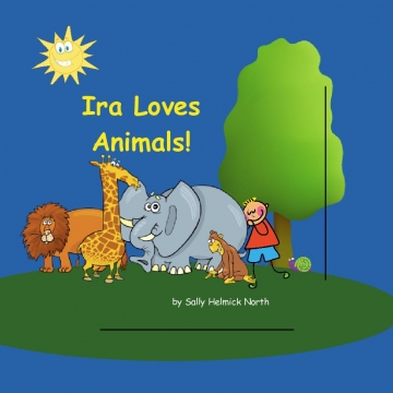 Ira Loves Animals!