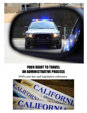 YOUR RIGHT TO TRAVEL
