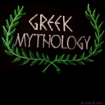 Greek mythology folder