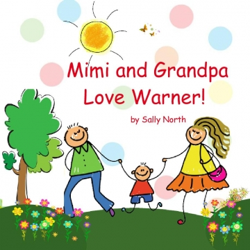 Mimi and Grandpa Love Warner!