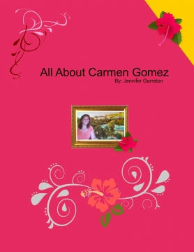 All About Carmen Gomez