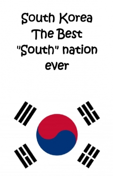South Korea:The Best south nation ever