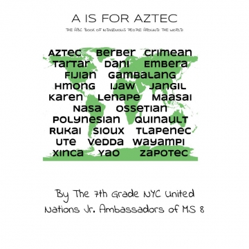 A is for Aztec (2nd Edition)