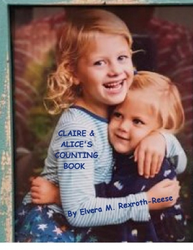 CLAIRE & ALICE'S COUNTING BOOK
