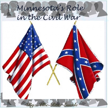 Minnesota's role in the Civil War