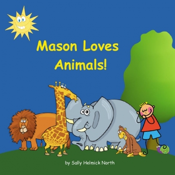 Mason Loves Animals!