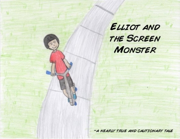 Elliot and the Screen Monster