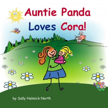 Auntie Panda Loves Cora!