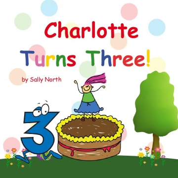 Charlotte Turns Three!