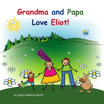 Grandma and Papa Love Eliot!