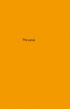 The yoruk