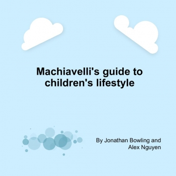 A Children's Machiavelli