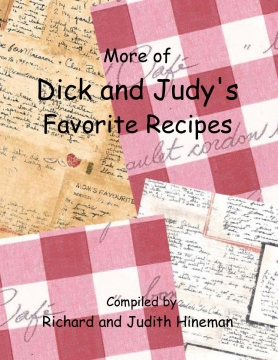 More of Dick and Judy's Favorite Recipes