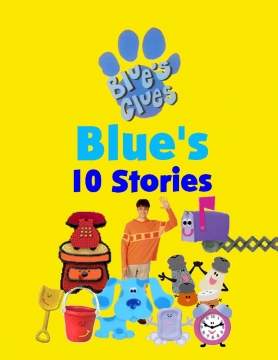 Blue's Clues: Blue's 10 Stories