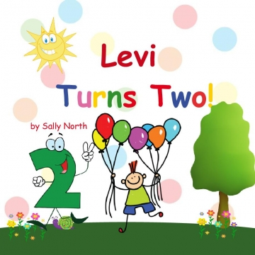 Levi Turns Two!