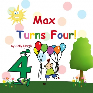 Max Turns Four!