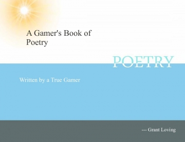 A Gamer's Book of Poems
