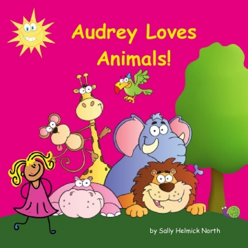 Audrey  Loves Animals cover