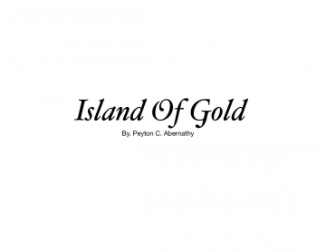 Island Of Gold