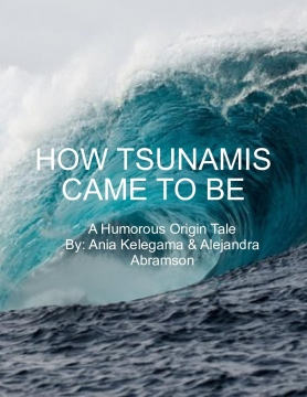 How Tsunamis Came to be