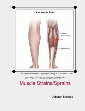 Muscle Sprains and Strains