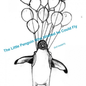 The little penguin who wished to fly