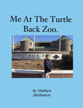Me at the turtle back zoo.