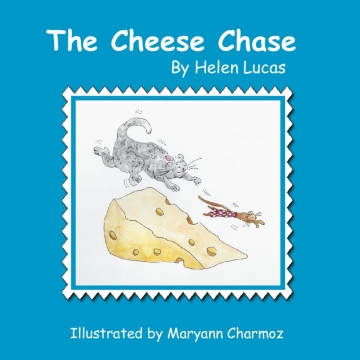 Image result for The Cheese Chase Book