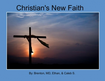 Christian's New Faith