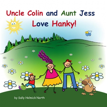 Uncle Colin and Aunt Jess Love Hanky!