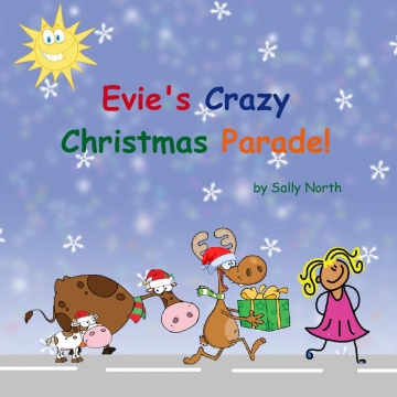 Evie's Crazy Christmas Parade!