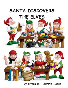 SANTA DISCOVERS THE ELVES