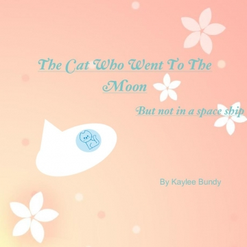 The cat who went to the moon