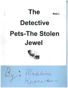 The Detective Pets: The Stolen Jewel
