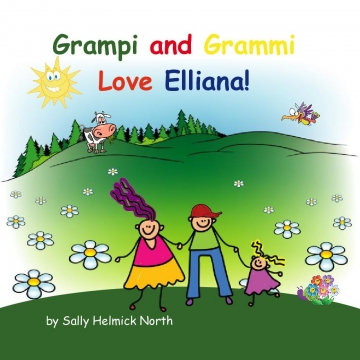 Grampi & Grammi Love Elliana!
