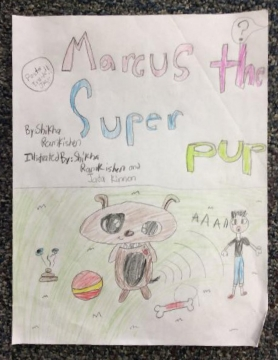 Marcus the Superpup