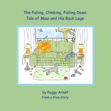 The Pulling, Climbing, Falling Down Tale of Maui and His Back Legs