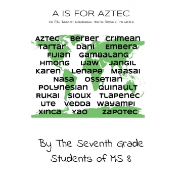 A is for Aztec