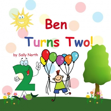 Ben Turns Two!
