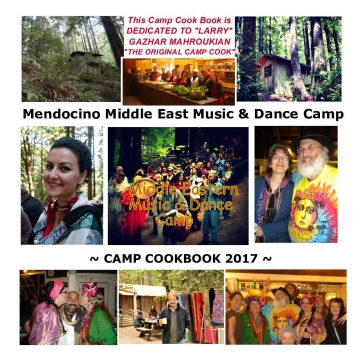 MENDOCINO MIDDLE EAST MUSIC AND DANCE CAMP