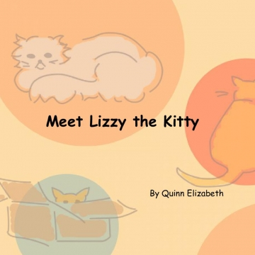 Meet Lizzy The Kitty